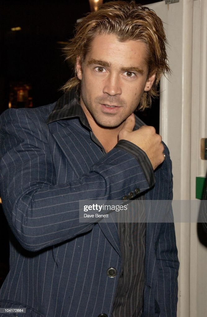 Colin Farrell, Intermission Movie Premiere And After Party At The Electric Cinema, Portobello Road, London