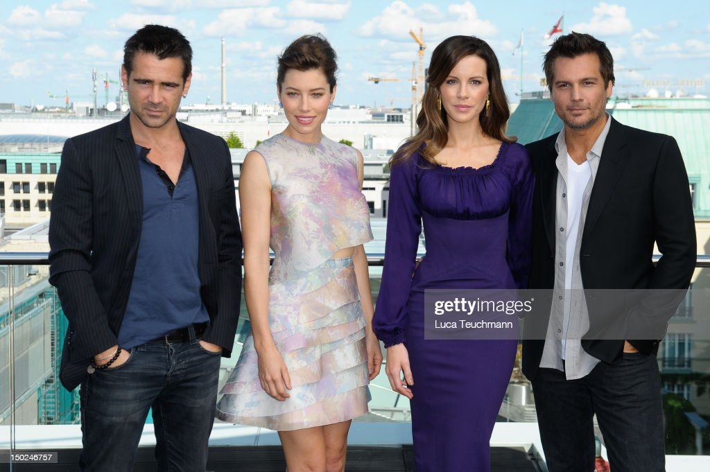 Design Len Berlin total recall berlin photocall photos and images getty images