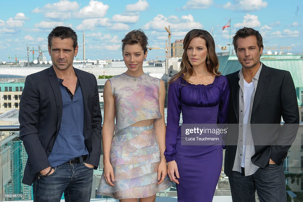 Len Design Berlin total recall berlin photocall photos and images getty images