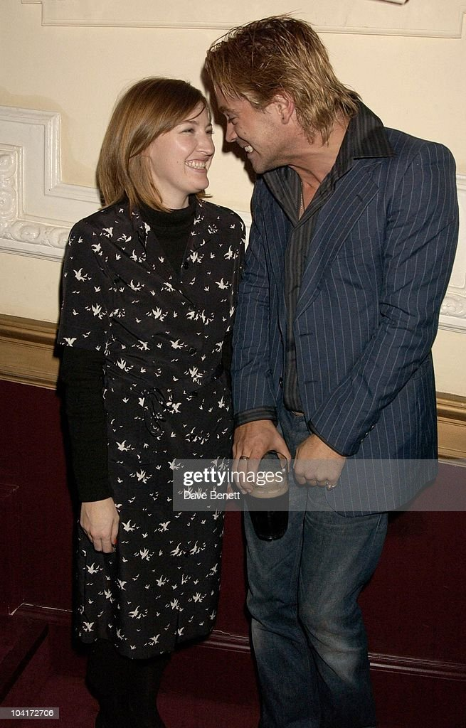 Colin Farrell With Fellow Actor Kelly Macdonald, Intermission Movie Premiere And After Party At The Electric Cinema, Portobello Road, London