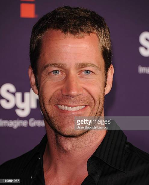 Colin Ferguson arrives at SyFy/E! Comic-Con Party at Hotel Solamar on July 23, 2011 in San Diego, California.