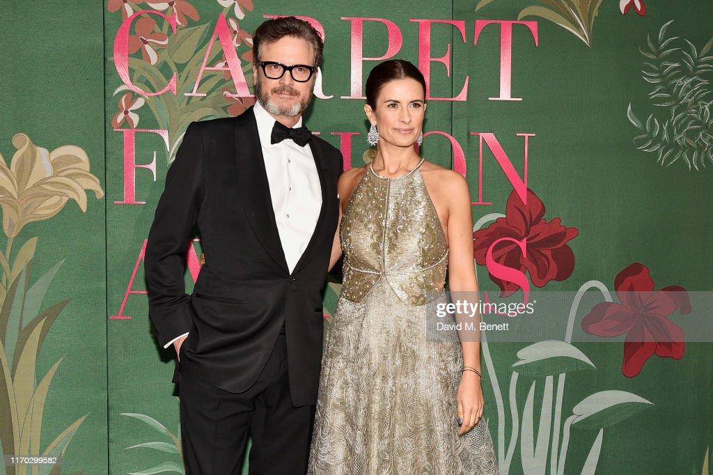 The Green Carpet Fashion Awards, Italia 2019 - VIP Arrivals : News Photo