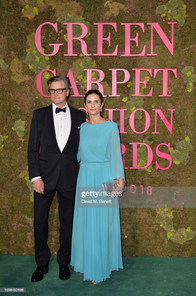 The Green Carpet Fashion Awards Italia 2018 - VIP Arrivals