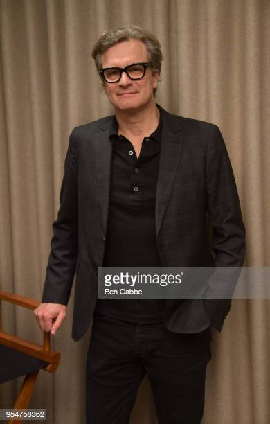 Colin Firth attends a screening of the 'Forever Tasmania' documentary at The New York Edition on May 4 2018 in New York City