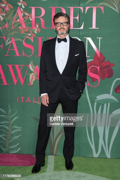 Colin Firth attends the Green Carpet Fashion Awards during the Milan Fashion Week Spring/Summer 2020 on September 22 2019 in Milan Italy