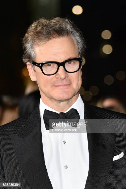 Colin Firth attends the Green Carpet Fashion Awards Italia 2017 during Milan Fashion Week Spring/Summer 2018 on September 24 2017 in Milan Italy