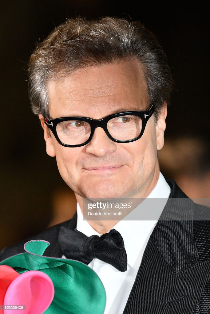 Colin Firth attends the Green Carpet Fashion Awards Italia 2017 during Milan Fashion Week Spring/Summer 2018 on September 24, 2017 in Milan, Italy.