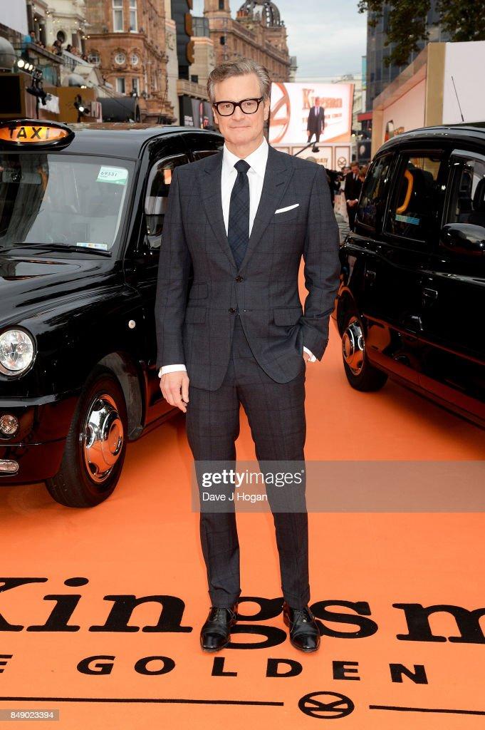 'Kingsman: The Golden Circle' World Premiere - VIP Arrivals