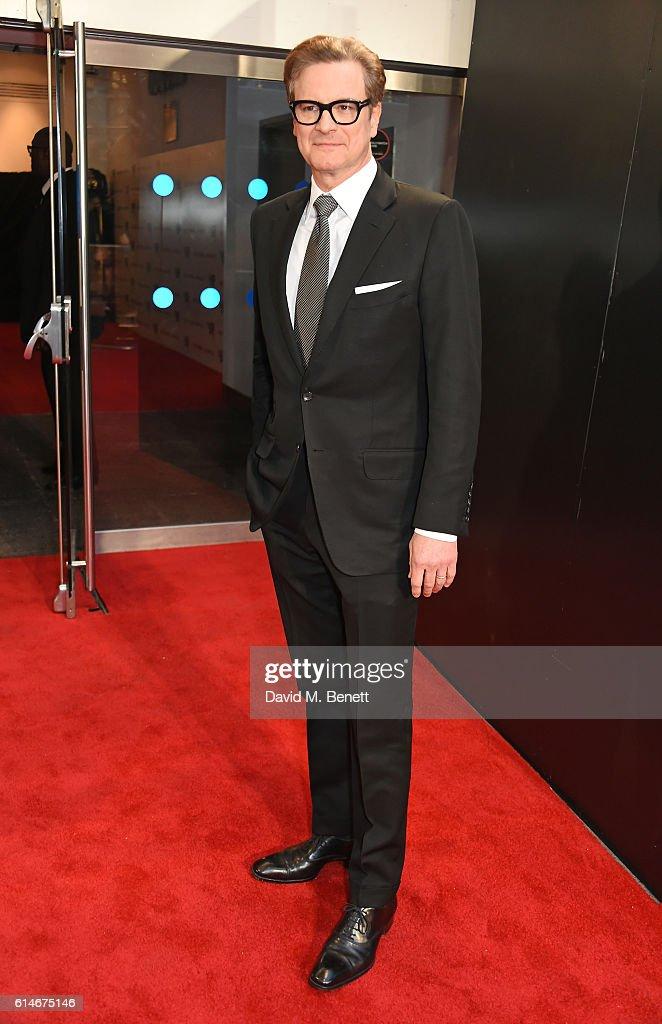 'Nocturnal Animals' - Headline Gala - 60th BFI London Film Festival - VIP Arrivals