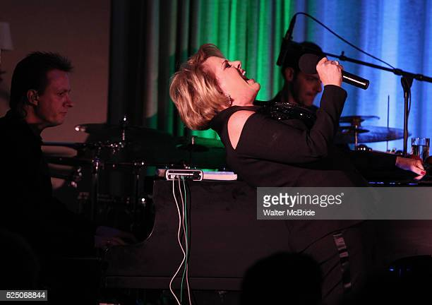 Colin Freeman Lorna Luft perform Songs My Mother Taught Me The Judy Garland Songbook at Feinsteins in New York City