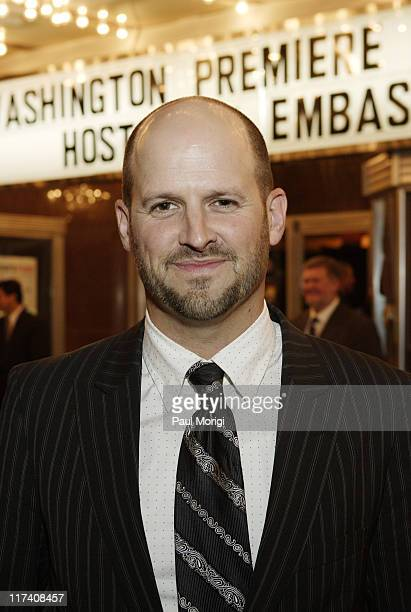 """Colin Gray during Screening of """"Freedom's Fury"""" in Washington, D.C. - November 17, 2006 at The Uptown Theater in Washington, DC, United States."""