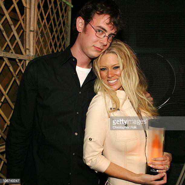 Colin Hanks and Jenna Jameson during G4 Celebrates 'GPhoria' A Live and Televised Celebration of Video Games at Henry Fonda Theatre in Hollywood...