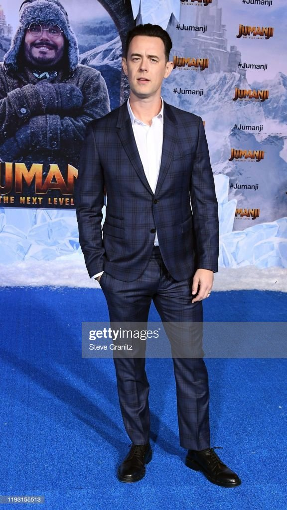 "Premiere Of Sony Pictures' ""Jumanji: The Next Level"" - Arrivals : News Photo"