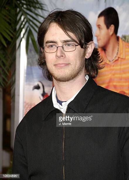 Colin Hanks during '50 First Dates' Los Angeles Premiere at Mann Village Theatre in Westwood California United States