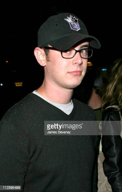 Colin Hanks during Sarah Michelle Gellar Hosts SNL AfterParty at Times Square in New York City New York United States