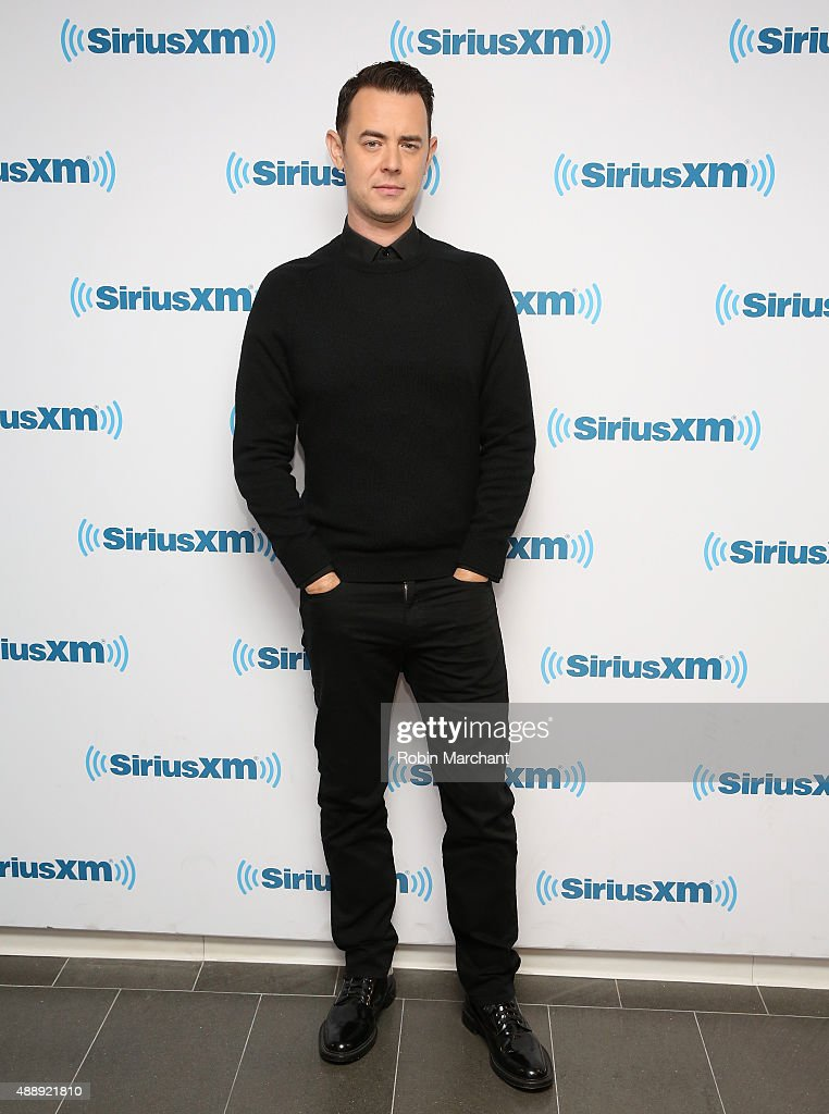 Celebrities Visit SiriusXM Studios - September 18, 2015