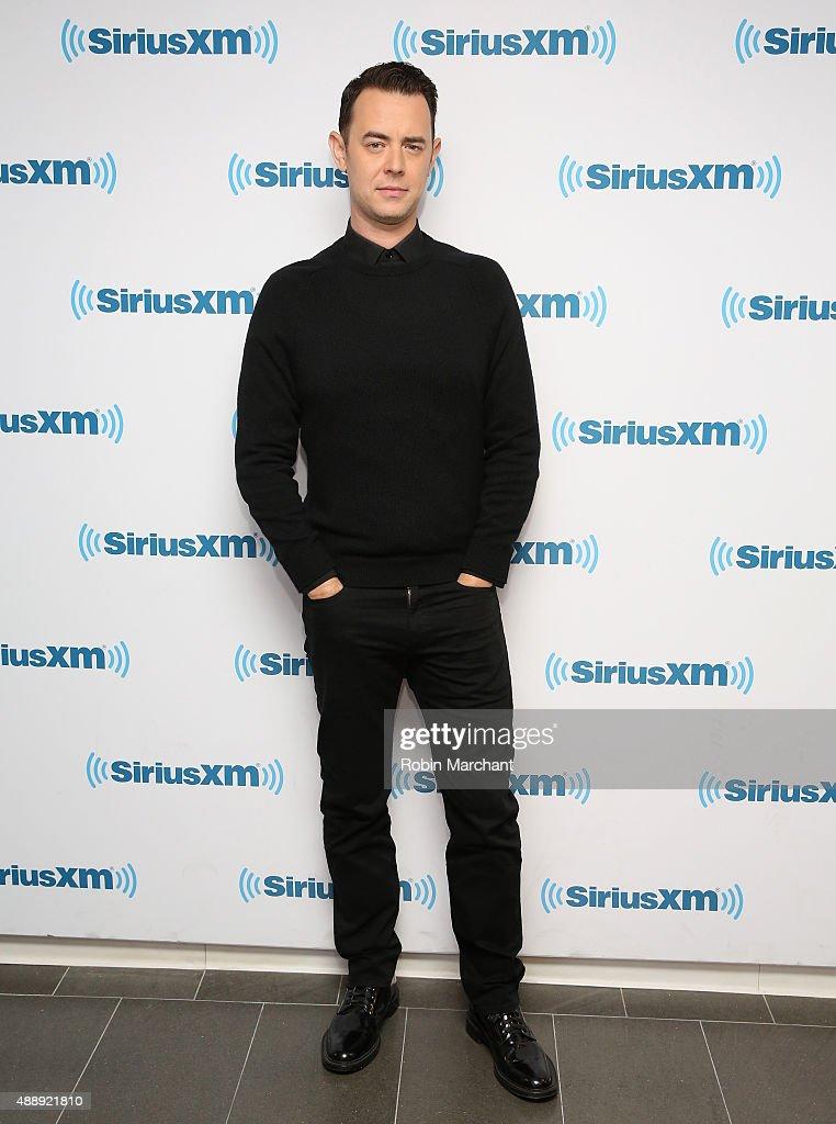 Celebrities Visit SiriusXM Studios - September 18, 2015