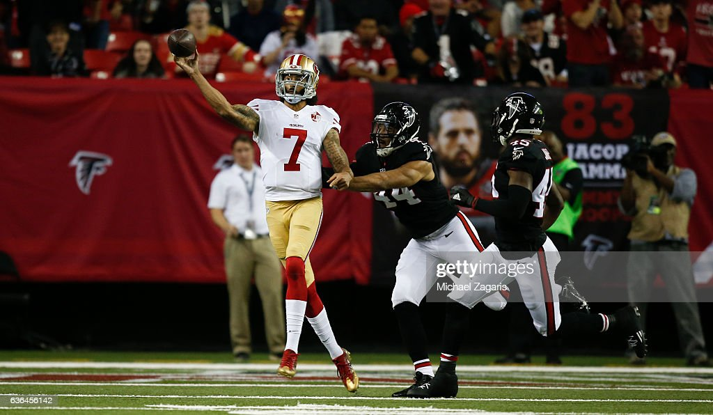 San Francisco 49ers v Atlanta Falcons : News Photo