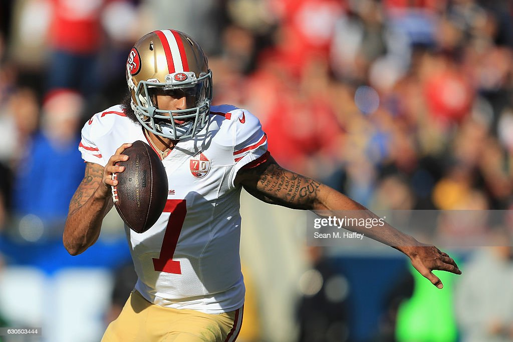 San Francisco 49ers v Los Angeles Rams : News Photo