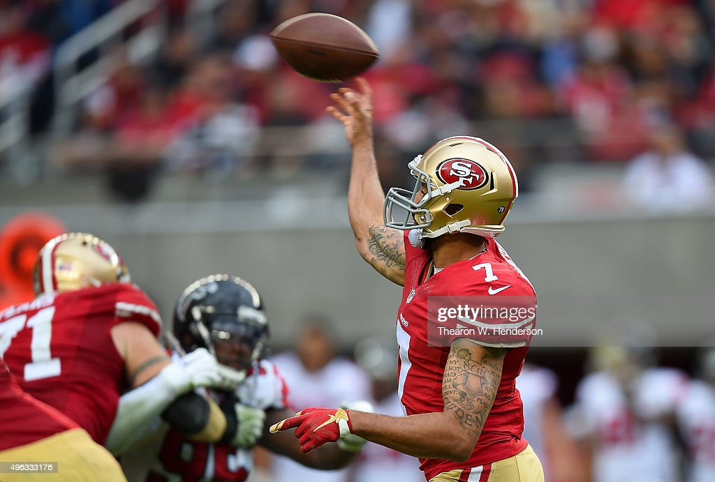 Atlanta Falcons v San Francisco 49ers : News Photo
