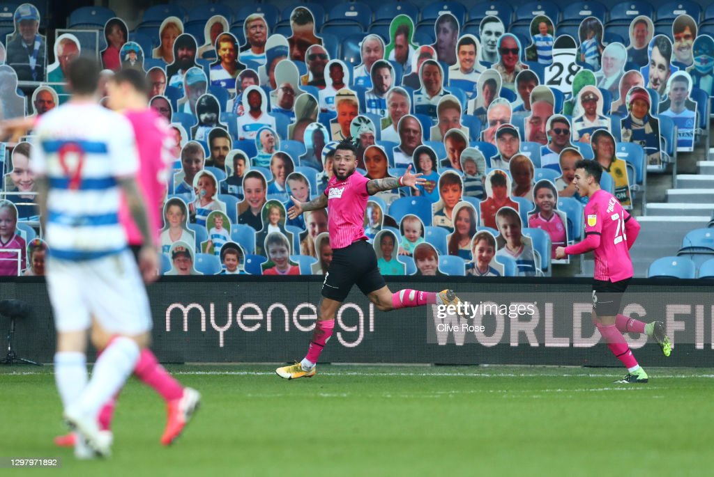 Queens Park Rangers v Derby County - Sky Bet Championship : ニュース写真
