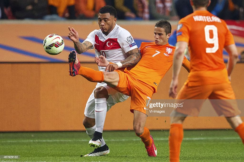 "UEFA Euro 2016 qualifier - ""Netherlands v Turkey"" : News Photo"
