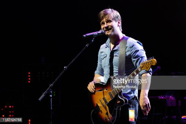 Colin MacLeod performs on stage at Glasgow Royal Concert Hall on June 26, 2019 in Glasgow, Scotland.