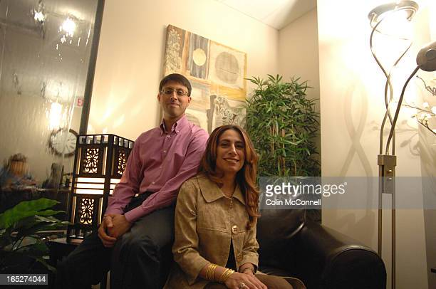 Colin Mc ConnellToronto Star} Pics of drs akbar and humaira khan of medicor cancer centres a husband and wife team who prescribe a chemical called...