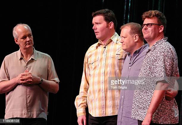 Colin Mochrie Brad Sherwood Drew Carey and Greg Proops