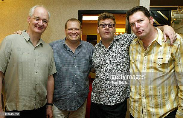 Colin Mochrie Drew Carey Greg Proops and Brad Sherwood