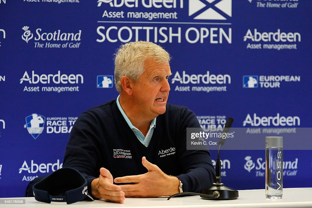 AAM Scottish Open - Previews : News Photo