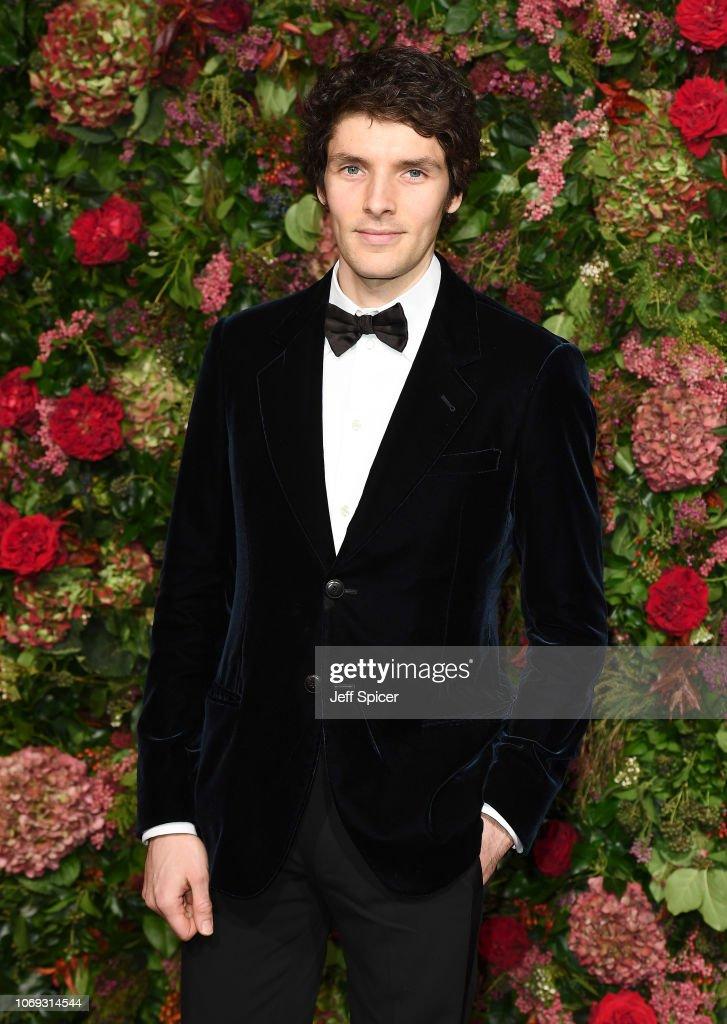 Evening Standard Theatre Awards - Red Carpet Arrivals : ニュース写真