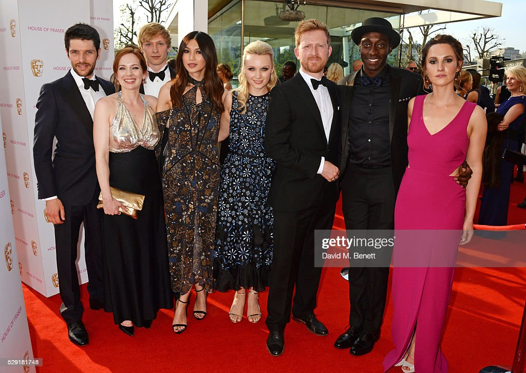House Of Fraser British Academy Television Awards 2016 - VIP Arrivals