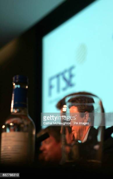 Colin Moynihan chairman of the British Olympic Association at the launch of the sporting body's FTSE partnership initiative in the London Stock...