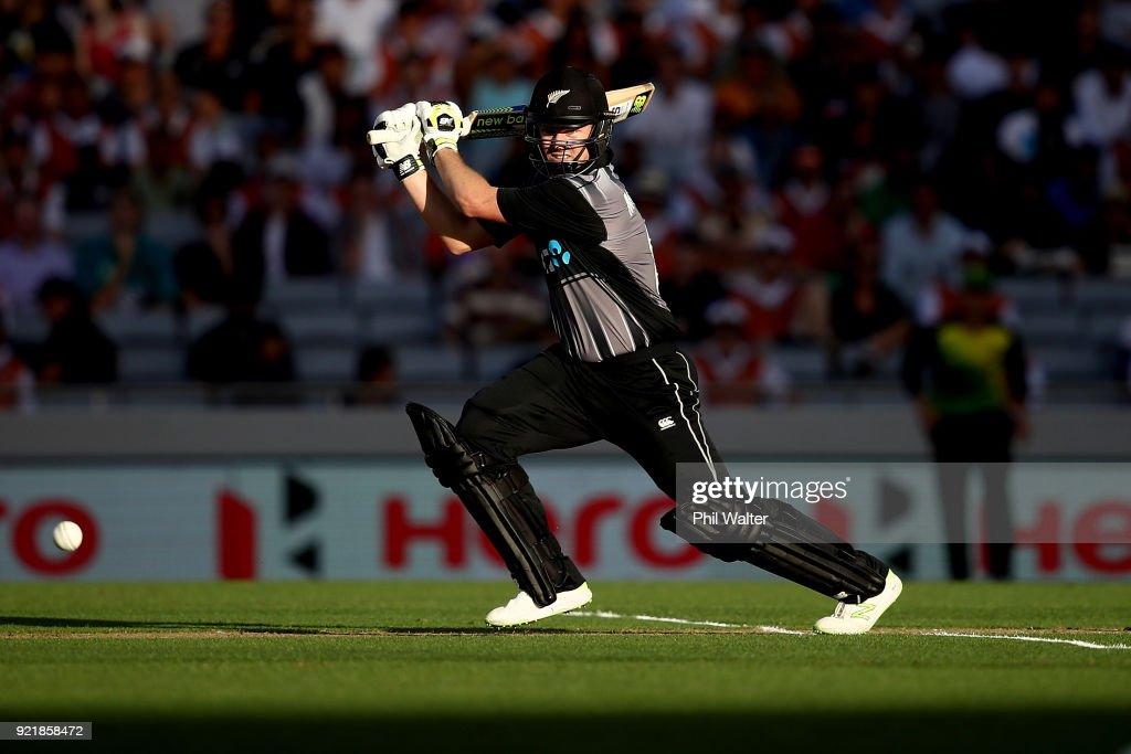 T20 Tri Series Final - New Zealand v Australia