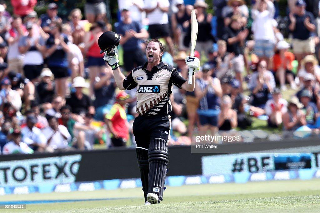 New Zealand v Bangladesh - 2nd T20
