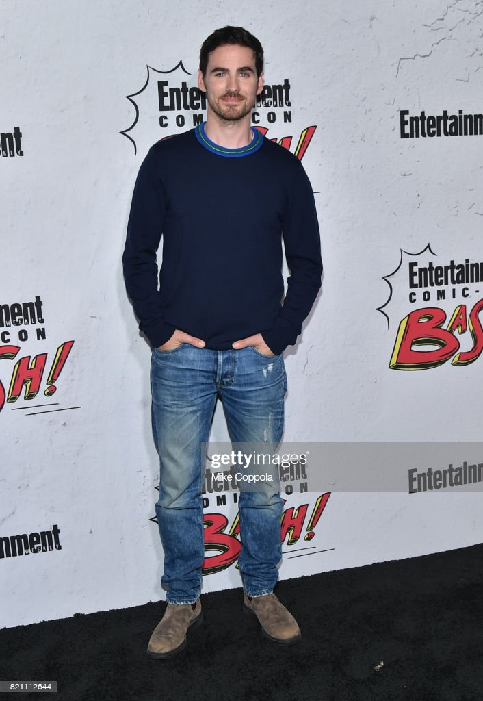 Colin O'Donoghue at Entertainment Weekly's annual Comic-Con party in celebration of Comic-Con 2017 at Float at Hard Rock Hotel San Diego on July 22, 2017 in San Diego, California.