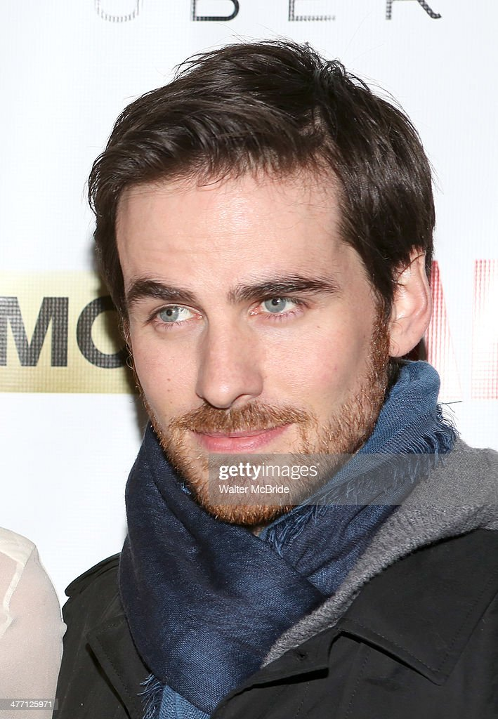 Colin O'Donoghue attends 'All The Way' opening night at Neil Simon Theatre on March 6, 2014 in New York City.