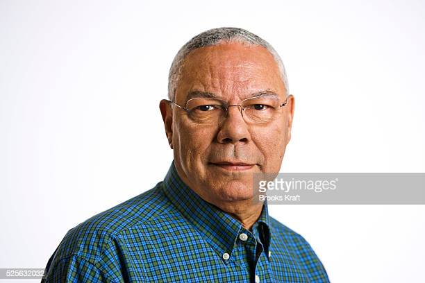 Colin Powell at his home in Virginia Powell is an American statesman and a retired fourstar general in the United States Army He was the 65th United...