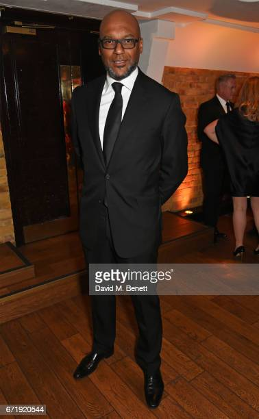 Colin Salmon attends the British Academy Television Craft Awards at The Brewery on April 23 2017 in London United Kingdom