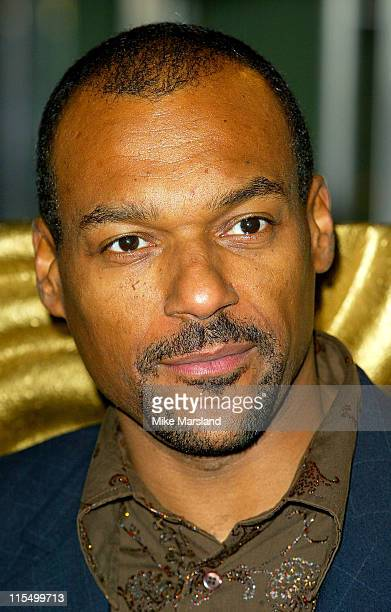 Colin Salmon during BAFTA Children's Film and Television Awards Red Carpet at London Park Lane Hilton in London Great Britain