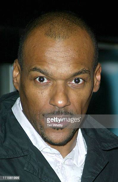 Colin Salmon during 'Hotel Rwanda' London Premiere at Vue West End in London Great Britain