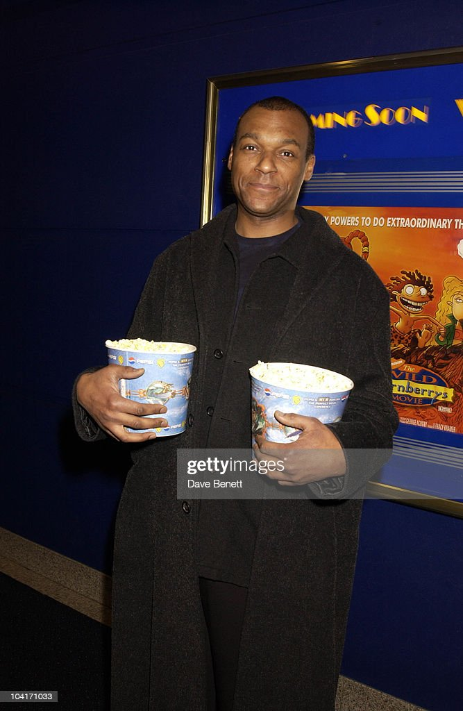 Colin Salmon, The Wild Thornberrys Movie Premiere (in Aid Of The World Wildlife Fund.), At Warner West End In Leicester Square, London