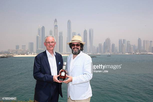 Colin Scott master blender Chivas Regal and Dave Broom whisky guru and are pictured as Chivas Regal launches the pinnacle of its range Chivas Regal...