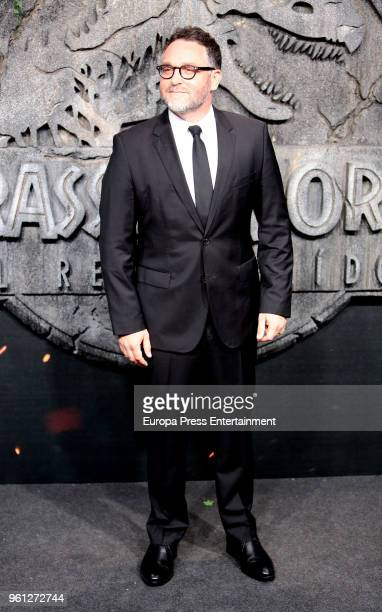 Colin Trevorrow attends the 'Jurassic World Fallen Kindom' premiere at Wizink Center on May 21 2018 in Madrid Spain