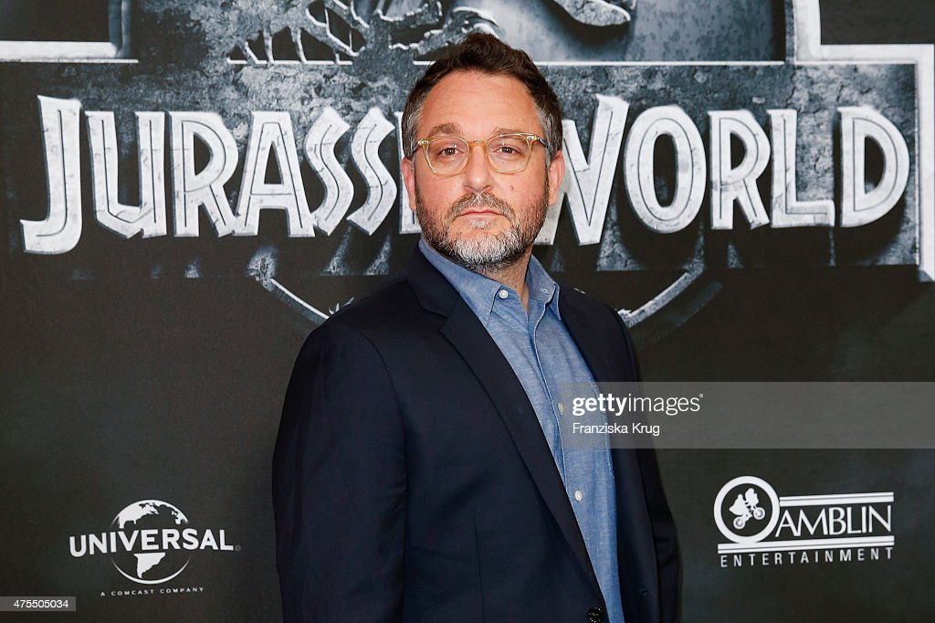 Colin Trevorrow attends the 'Jurassic World' Photocall on June 01, 2015 in Berlin, Germany.