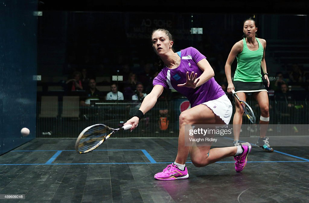 Women's World Team Squash Championship 2014 : News Photo