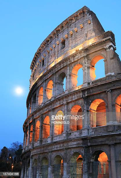 Coliseum by night, Rome Italy