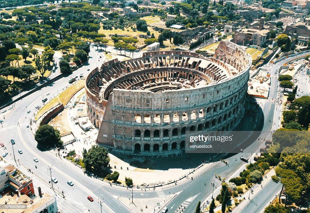 Coliseum in Rome : Stock Photo