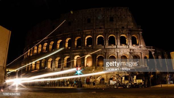 Coliseum Long Exposure